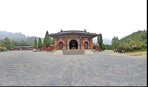 青龙山慈云寺