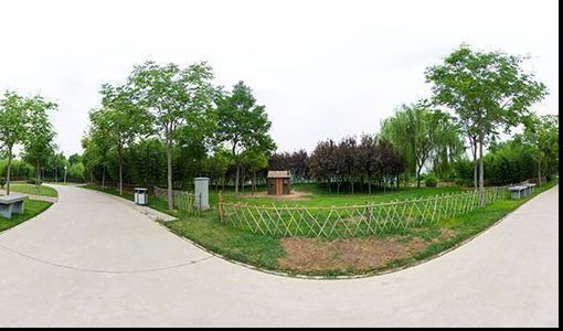 中州盆景园