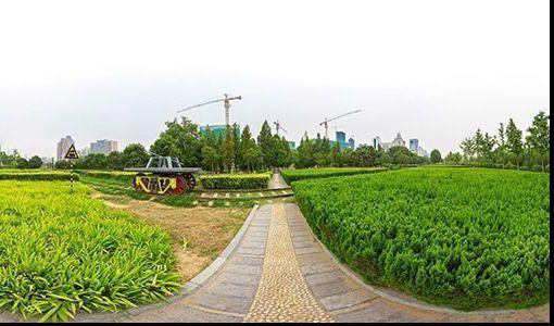 东风渠滨河公园