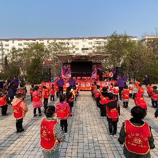 汝州市贝贝幼儿园运动会活动现场